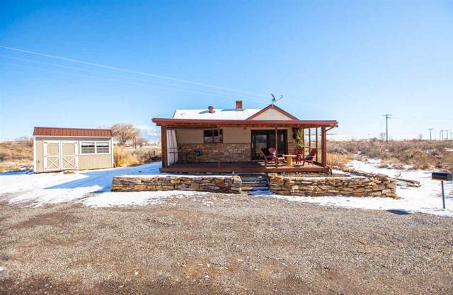 160 Gaylord Street, Whitewater, CO 81527 (MLS #20200416) :: The Danny Kuta Team