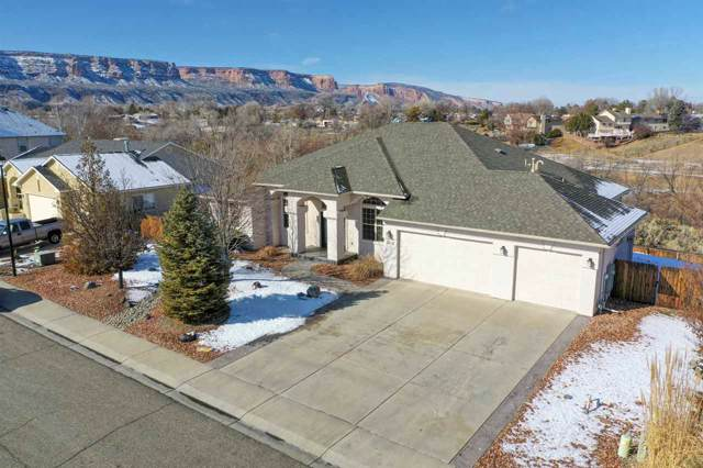 2132 Monument Village Circle, Grand Junction, CO 81507 (MLS #20200421) :: The Grand Junction Group with Keller Williams Colorado West LLC