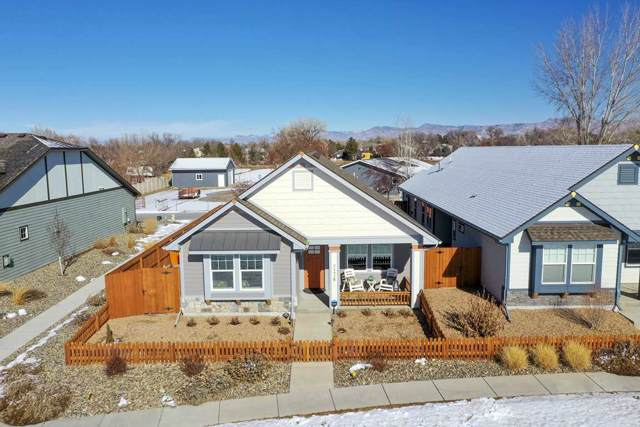 2492 Park Vista Street E, Grand Junction, CO 81505 (MLS #20200428) :: The Christi Reece Group