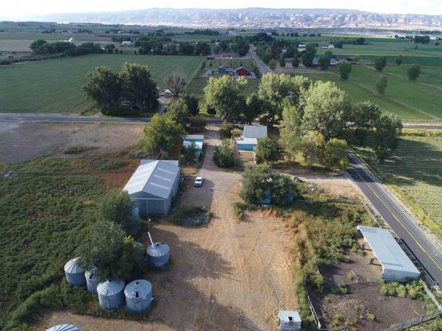 1452 P Road, Loma, CO 81524 (MLS #20200435) :: The Christi Reece Group