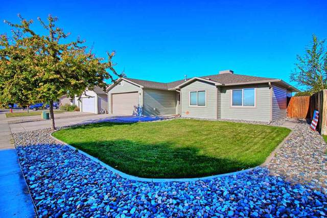 272 Sargent Circle, Fruita, CO 81521 (MLS #20200441) :: The Grand Junction Group with Keller Williams Colorado West LLC