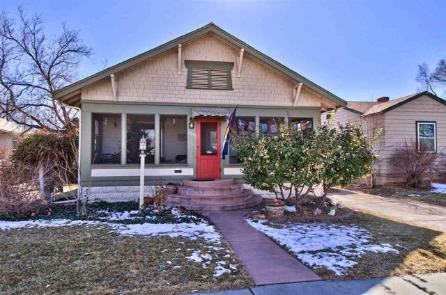 1337 Rood Avenue, Grand Junction, CO 81501 (MLS #20200443) :: The Christi Reece Group