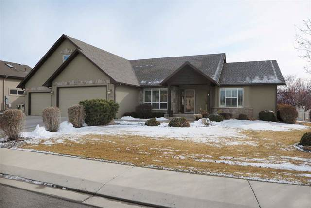 384 Oakwood Avenue, Fruita, CO 81521 (MLS #20200461) :: The Grand Junction Group with Keller Williams Colorado West LLC