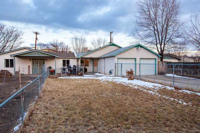 1716 Dolores Street, Grand Junction, CO 81503 (MLS #20200466) :: The Grand Junction Group with Keller Williams Colorado West LLC