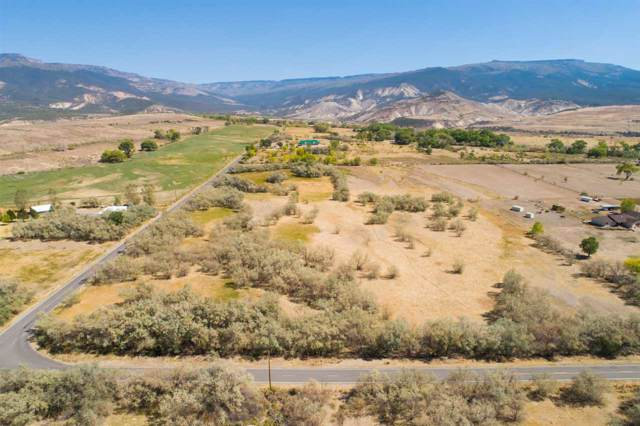 3327 Purdy Mesa Road, Whitewater, CO 81527 (MLS #20200474) :: The Danny Kuta Team
