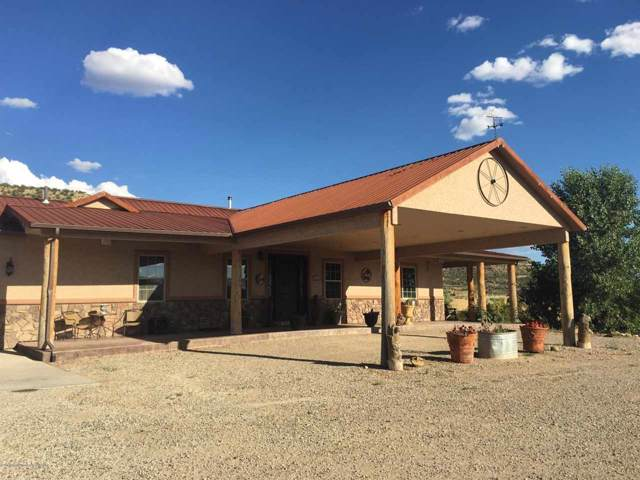 2174 45 1/2 Road, De Beque, CO 81630 (MLS #20200476) :: The Grand Junction Group with Keller Williams Colorado West LLC