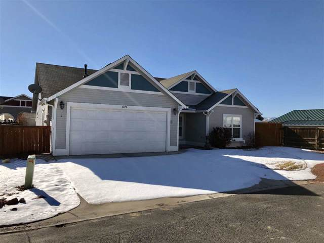 617 1/2 Cottage Meadows Court, Grand Junction, CO 81504 (MLS #20200479) :: The Grand Junction Group with Keller Williams Colorado West LLC