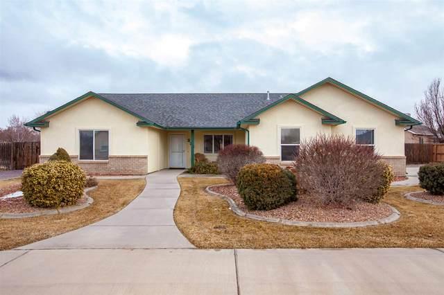 232 28 3/4 Road, Grand Junction, CO 81503 (MLS #20200489) :: The Danny Kuta Team