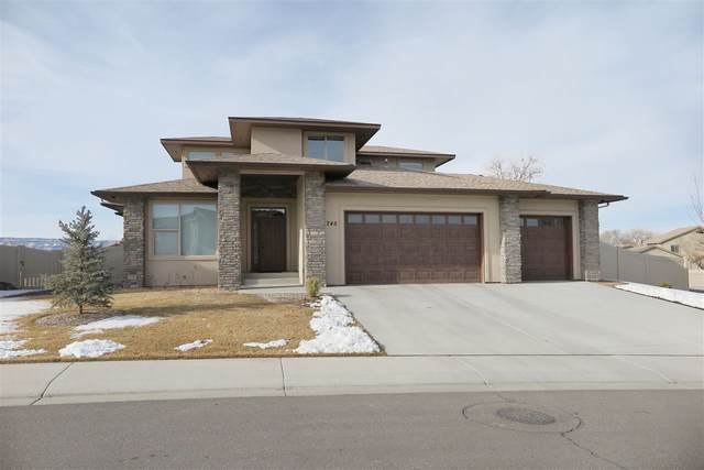 745 Lab Court, Grand Junction, CO 81505 (MLS #20200497) :: The Christi Reece Group