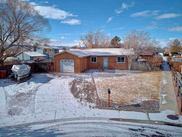 639 Hudsons Bay Court, Grand Junction, CO 81504 (MLS #20200518) :: The Grand Junction Group with Keller Williams Colorado West LLC
