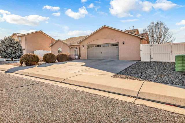 779 Doug Drive, Fruita, CO 81521 (MLS #20200537) :: The Christi Reece Group