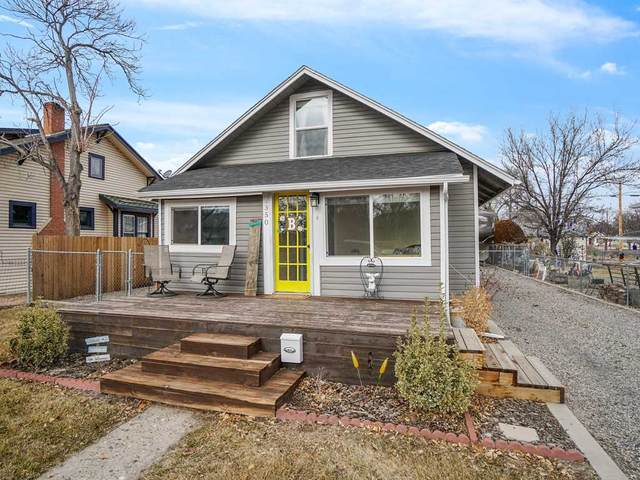 1350 White Avenue, Grand Junction, CO 81501 (MLS #20200569) :: The Christi Reece Group