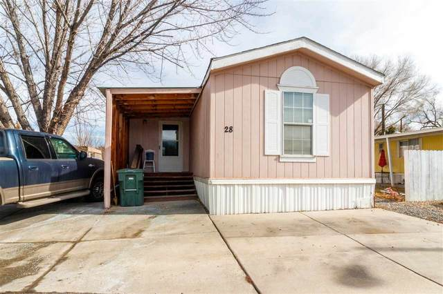 2845 North Avenue #28, Grand Junction, CO 81501 (MLS #20200573) :: The Christi Reece Group