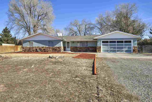 2172 Meadows Court, Grand Junction, CO 81507 (MLS #20200578) :: The Danny Kuta Team
