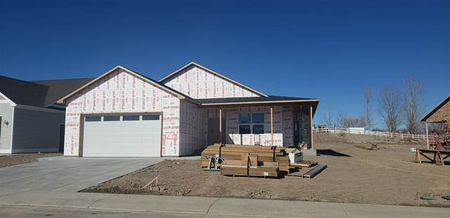 1221 Periwinkle Lane, Fruita, CO 81521 (MLS #20200582) :: The Grand Junction Group with Keller Williams Colorado West LLC