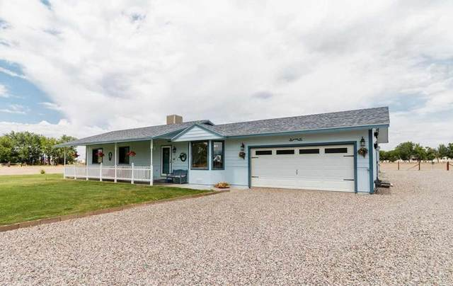 2850 C 1/2 Road, Grand Junction, CO 81501 (MLS #20200594) :: The Christi Reece Group