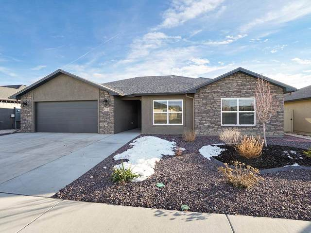 2991 May Drive, Grand Junction, CO 81504 (MLS #20200615) :: The Christi Reece Group