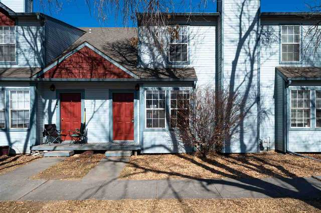 3271 W Willow Court #3, Clifton, CO 81520 (MLS #20200625) :: The Danny Kuta Team