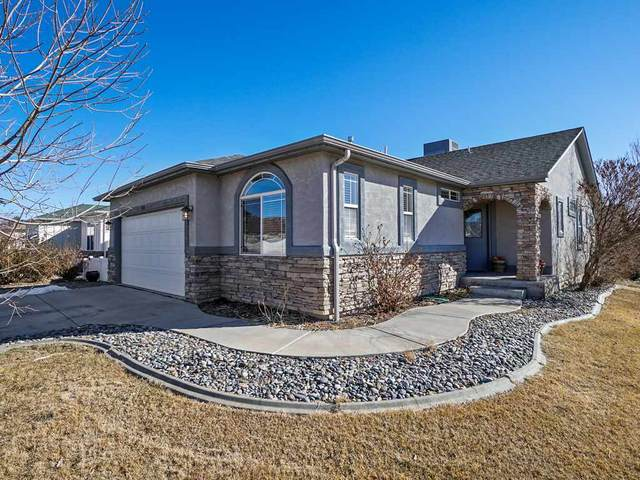 2853 Duke Drive, Grand Junction, CO 81501 (MLS #20200634) :: The Kimbrough Team | RE/MAX 4000