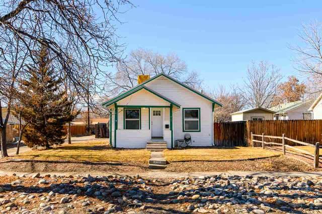 929 N 9th Street, Grand Junction, CO 81501 (MLS #20200635) :: The Christi Reece Group