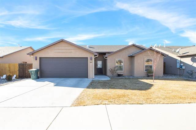 447 San Juan Street, Grand Junction, CO 81504 (MLS #20200652) :: The Danny Kuta Team