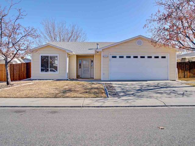 260 W Gloucester Circle, Grand Junction, CO 81503 (MLS #20200653) :: The Danny Kuta Team