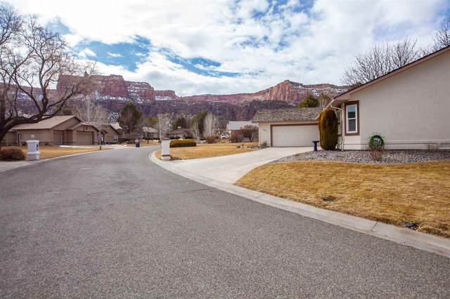 521 Liberty Cap Court, Grand Junction, CO 81507 (MLS #20200655) :: The Christi Reece Group
