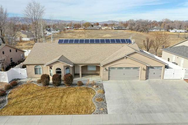 725 Hall Street, Fruita, CO 81521 (MLS #20200660) :: The Danny Kuta Team