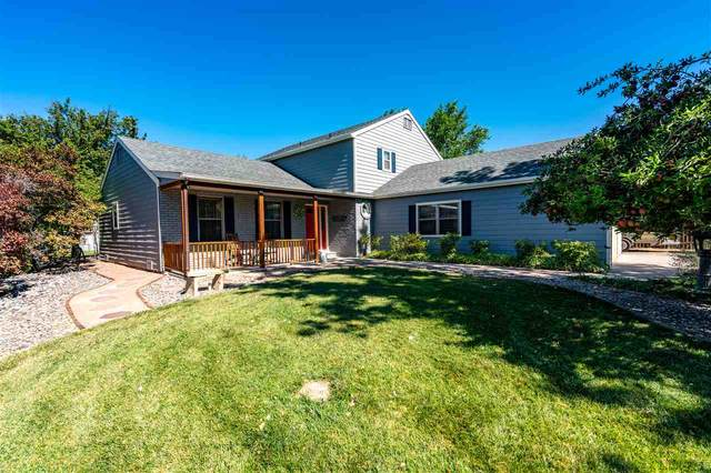 2646 Central Drive, Grand Junction, CO 81506 (MLS #20200675) :: The Grand Junction Group with Keller Williams Colorado West LLC