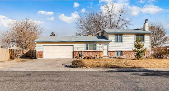 496 Grand Valley Drive, Grand Junction, CO 81504 (MLS #20200677) :: The Danny Kuta Team