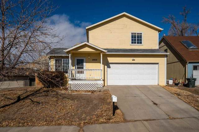 2802 Bookcliff Avenue, Grand Junction, CO 81501 (MLS #20200682) :: The Christi Reece Group