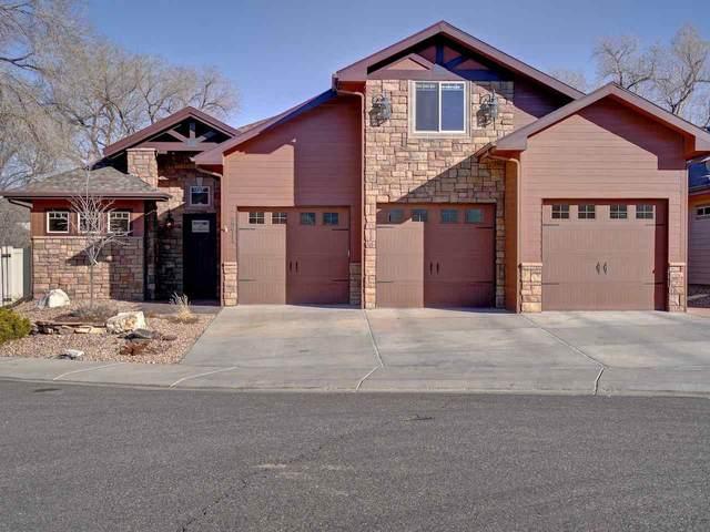 2211 Avenal Court, Grand Junction, CO 81507 (MLS #20200684) :: The Danny Kuta Team