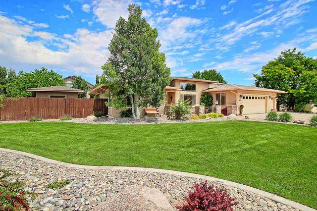 2052 Spur Cross Road, Grand Junction, CO 81507 (MLS #20200694) :: The Christi Reece Group
