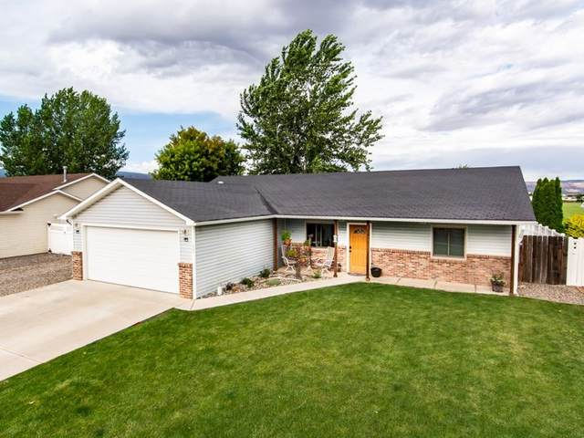 233 Arlington Drive, Grand Junction, CO 81503 (MLS #20200705) :: The Danny Kuta Team