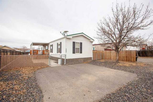 1521 Clarkton Street, Mack, CO 81525 (MLS #20200709) :: The Danny Kuta Team