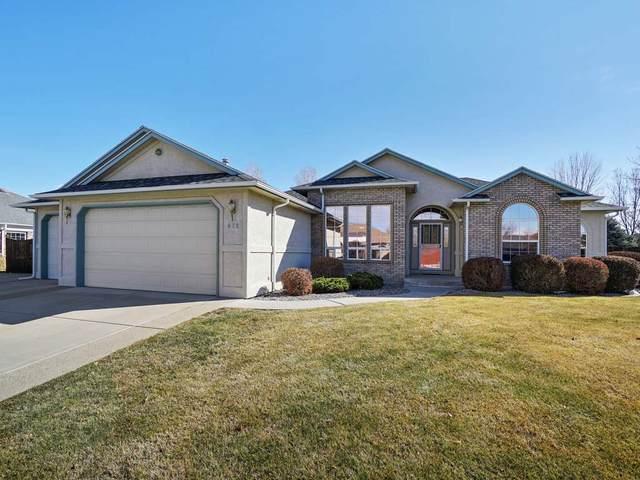 672 Moonridge Circle, Grand Junction, CO 81505 (MLS #20200710) :: The Danny Kuta Team