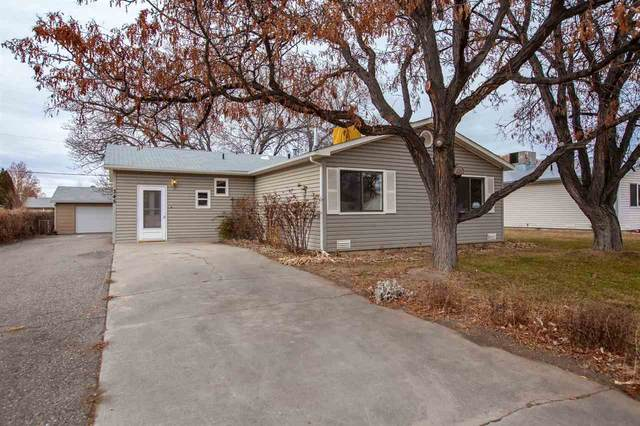 345 N Sycamore Street, Fruita, CO 81521 (MLS #20200713) :: The Danny Kuta Team