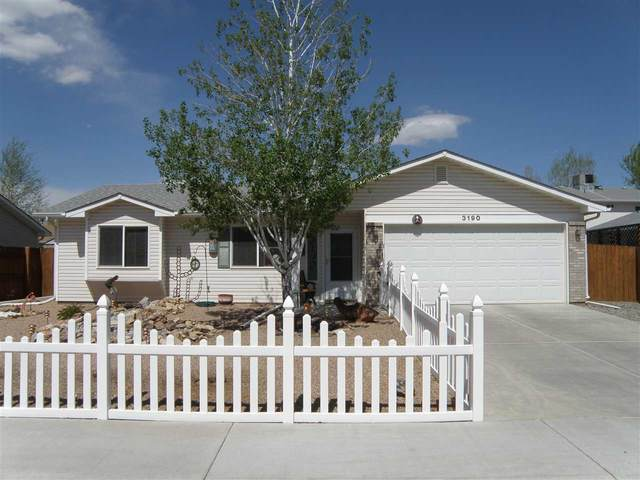 3190 Summit Way, Grand Junction, CO 81504 (MLS #20200719) :: The Danny Kuta Team