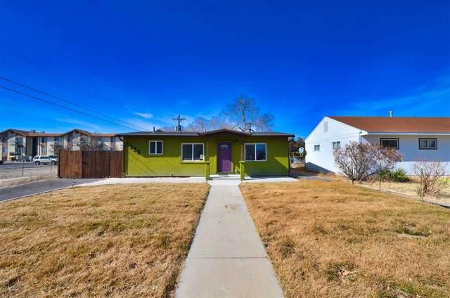 1323 N 22nd Street, Grand Junction, CO 81501 (MLS #20200737) :: The Christi Reece Group