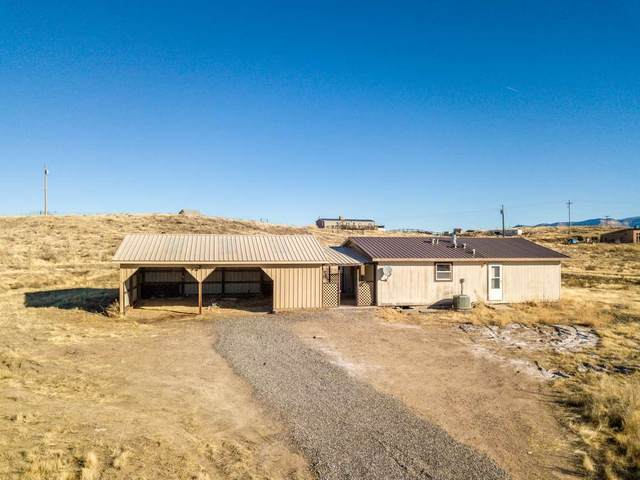 33286 Mill Tailing Road, Whitewater, CO 81527 (MLS #20200745) :: The Danny Kuta Team