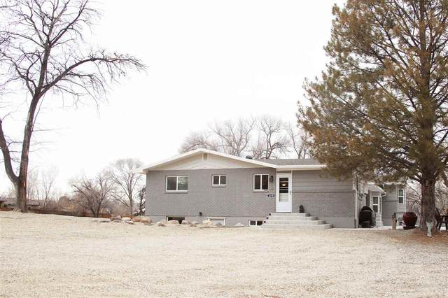 2278 Holland Drive, Grand Junction, CO 81507 (MLS #20200747) :: The Christi Reece Group