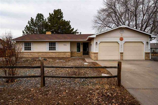 3079 Hoisington Avenue, Grand Junction, CO 81504 (MLS #20200751) :: The Danny Kuta Team