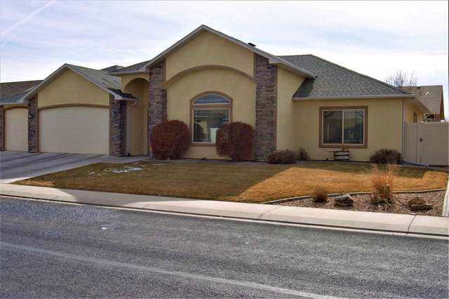 2925 River Bend Lane, Grand Junction, CO 81503 (MLS #20200753) :: The Danny Kuta Team