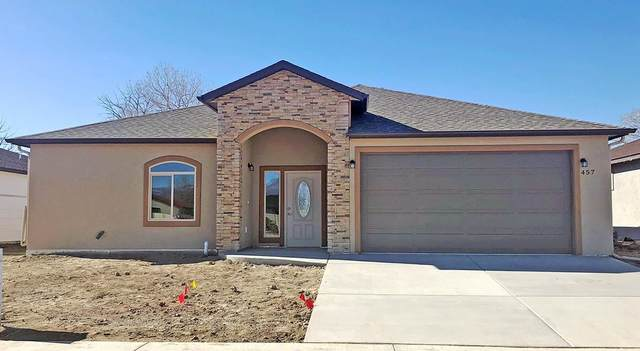 3129 Bevill Avenue, Grand Junction, CO 81504 (MLS #20200755) :: The Danny Kuta Team