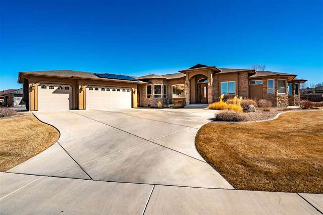 2167 Peregrine Court, Grand Junction, CO 81507 (MLS #20200756) :: The Christi Reece Group