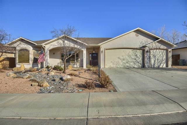2514 Buchanan Drive, Grand Junction, CO 81505 (MLS #20200757) :: The Grand Junction Group with Keller Williams Colorado West LLC