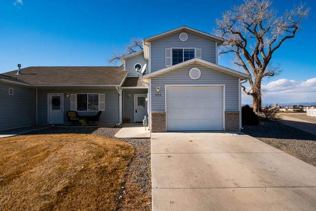 1713 Christopher Way, Grand Junction, CO 81503 (MLS #20200764) :: The Danny Kuta Team