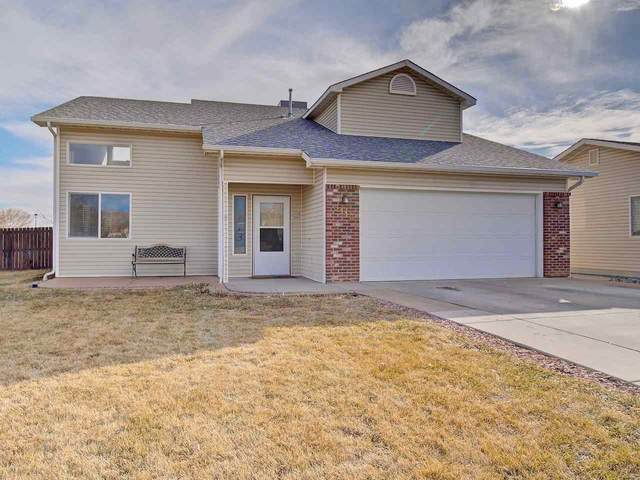 3113 Arrowhead Trail, Grand Junction, CO 81504 (MLS #20200766) :: The Danny Kuta Team