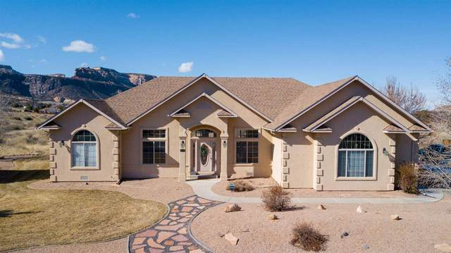 326 Dakota Circle, Grand Junction, CO 81507 (MLS #20200768) :: The Christi Reece Group