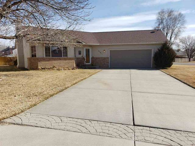 618 1/2 Shadowbrook Drive, Grand Junction, CO 81504 (MLS #20200769) :: The Danny Kuta Team